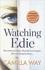 Watching Edie, New, Way, Camilla Book