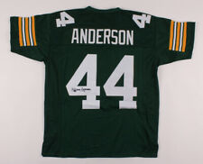 Donny Anderson Green Bay Packers Football Jersey ~ JSA COA Authentic Autograph ~