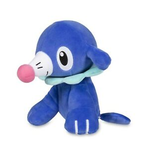 "Pokemon Center Popplio Plush Soft Stuffed Doll Toy Teddy Gift Xmas Ashimari 9"""