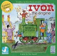 Ivor the Engine -Surprised Stare Games - Board Game - NEW