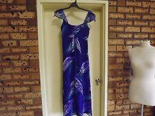 Sacha Drake Stunning 100% Silk Maxi Dress sz 10