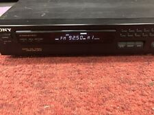 Sony St-S211 Fm Stereo/Fm-Am Tuner