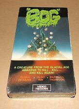 """BOG"" vhs video NEW FACTORY SEALED Aldo Ray Gloria De Haven VIDEO TREASURES bog"
