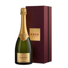 Krug Grande Cuvee  NV Editions NV Champagne 75cl