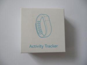 OurPath Activity Tracker Wristband Fitness Running Jogging Wrist Black