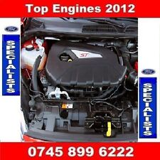FORD FOCUS ST 2.5 PETROL BARE ENGINE SUPPLY & FIT 2008-2010