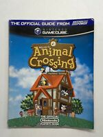 The Official Nintendo Power GameCube Animal Crossing Players Guide (tear See Pic