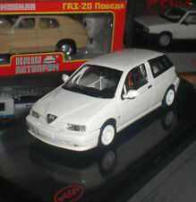 PEGO MODEL CARS ALFA ROMEO 145 CIVT ITALIAN VOITURE PC-BOX ECHELLE 1:43 NEUF OVP