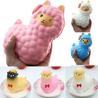 Cute Sheep Slow Rising Squishes Scented Charms Squishy Squeeze Toy Collection
