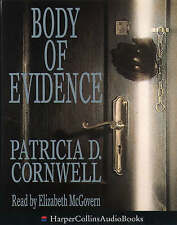 Body of Evidence by Patricia Cornwell (Audio cassette, 1995)