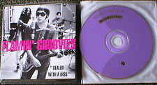 Flamin' Groovies Sealed With A Kiss CD National 031 1992 Cyril Jordan