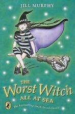 The Worst Witch All at Sea by Jill Murphy (Paperback, 1994)