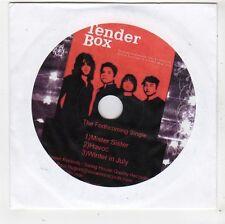(FS943) Tender Box, Mister Sister - DJ CD