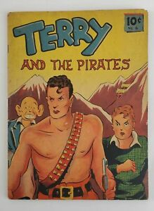 Milton Caniff / TERRY AND THE PIRATES AND THE DRAGON LADY NO 6 1936