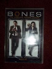 Bones Complete Second Season DVD Set Emily Deschanel David Boreanaz