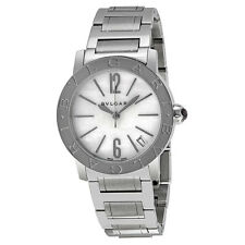 Bvlgari Bvlgari Automatic Mother of Pearl Dial Stainless Steel Ladies Watch
