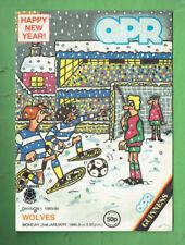 #T65.  FOOTBALL SOCCER  PROGRAM - 1983/84 QPR