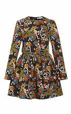 VIVETTA Dress Print Floris Eris Nordstrom Intermix Flower Size: 44