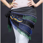 Egypt Style Tassel Sequins Hip Belt Chain Waist Chain Belly Dance Costumes NEW
