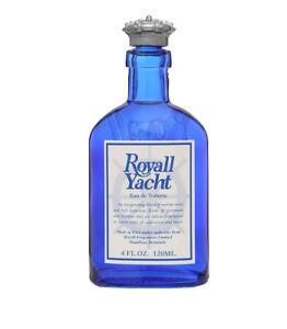Royall Yacht Eau De Toilette, Blue, 4 FL.OZ (8276-7)