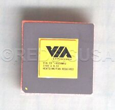 Via C3 650 Socket 370 650MHz CPU FSB 100 VIAC3-650AMHZ