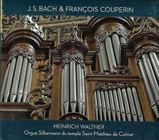 Silbermann Orgel Bach & Couperin (CD, 2012)