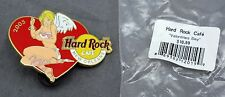 Hard Rock Cafe 2005 Valentines Day Angel New Orleans Pin  Brand New