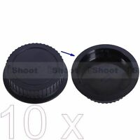 10pcs New Type Rück Objektiv Deckel Rear Lens Cap Cover für Canon EF EF-S Linse