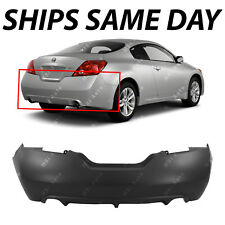 NEW Primered - Rear Bumper Cover for 2008-2013 Nissan Altima Coupe 2door 08-13