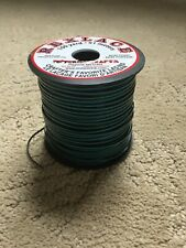 Rexlace Plastic Lace 100 Yards Purple/Turquoise/Black- Preowned