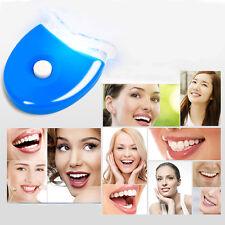 Professional Teeth Tooth Whitening Whitener Bleaching Kit White Gel Light Set uk