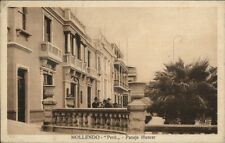 Mollendo Peru c1910 Postcard #3 pasaje Huscar