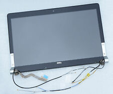 """ORIG DELL HD READY DISPLAY CABLE HINGES 16"""" 16in STUDIO XPS 16 BLACK O215"""