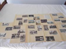 1939 Exposition 49 PHOTO POST CARDS many GABRIEL MOULIN 1935+ San Fran vtg Lot