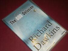 THE GOD DELUSION - Richard Dawkins - on 2 MP3 CDs   NEW