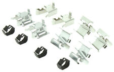 Centric Disc Brake Hardware Kit-Abutment Clip Hardware 117.44029