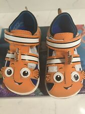 Stride Rite Finding Nemo Sandals Toddler Size 6M