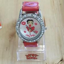 BETTY BOOP WATCH GENUINE LICENSED KING FEATURES SYNDICATE /INC FLEISCHER STUDIOS
