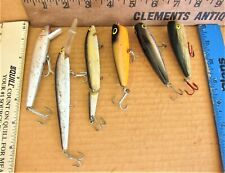 Vintage Misc. Freshwater Bass Lures - USED & UNUSED COND!!!2
