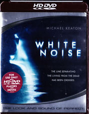 White Noise (HD DVD, 2008) this requires HD-DVD player, please read discription