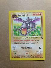 Aerodactyl 1995 Rare Authentic New Pokémon Card