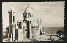 M 65 ALGERIA/ALGER -Notre Dame d'Afrique (Real Photo (RPPC)