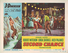 Second Chance (1953) 11x14 lobby card #6