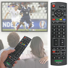 UNIVERSAL REPLACEMENT REMOTE CONTROL PANASONIC TV  LCD PLASMA EUR7651150 GENUINE
