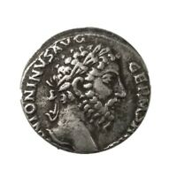 Ancient Rome Coin ANTONINUS PIUS Elephant Right Silver Greek Collectibles