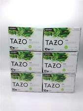 Keurig Tazo Zen Green Tea K-Cups 10 count, Pack of 6