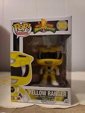 Power Rangers Funko POP! TV Yellow Ranger Vinyl Figure #362
