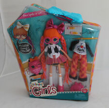 Lalaloopsy Girls Bea Spells A Lot Changes Hair Color Loves Math Pet Owl Barrette