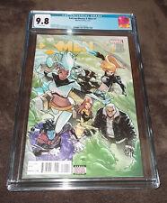 Extraordinary X-Men #1 Ramos Cover & Art CGC 9.8 Marvel Comics