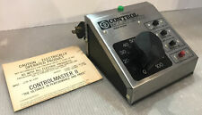 E99 MRC Control Master II Solid State Train Controller Original Box Made In USA